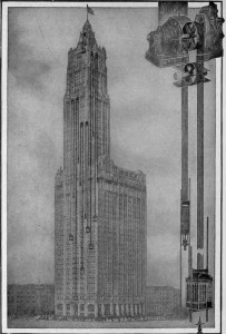 Woolworth Building NY