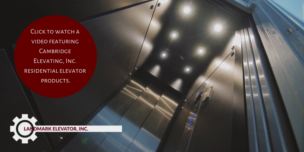 residential elevator products