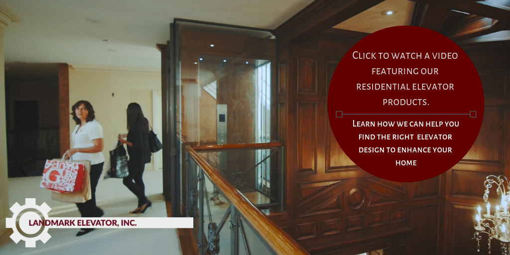 Residential Elevator product video